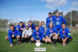 2011, l'ASES décroche un nouveau titre national