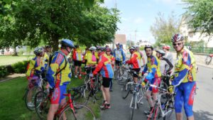 L'ASES Cyclotourisme
