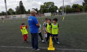 En partenariat avec la Ligue d'Alsace de football, le Département expérimente le contrat d'engagement civique : des allocataires du RSA volontaires font du bénévolat dans des clubs. Abdelkader est l'un d'entre eux.