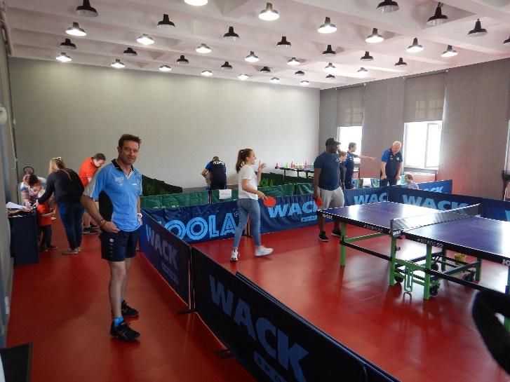 Section tennis de table de l'ASÉS